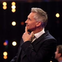 Gary Lineker is just one Leicester win away from presenting MOTD in his jocks