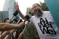 Supporters send cash to cover dissident artist Ai Weiwei's €1.7m tax bill