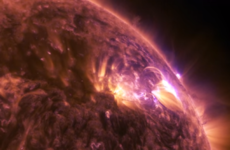 Take a break and watch this mesmerising solar flare footage in ultra HD