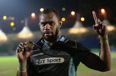 Pro12 champions suffer massive blow as Fijian talisman Nakarawa departs for France