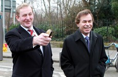 Alan Shatter says Enda Kenny gave him 'no choice' but to resign