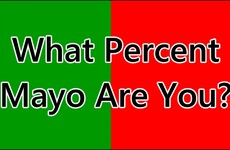 What Percent Mayo Are You?