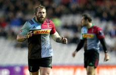 Disciplinary committee choose to ignore 'gypsy boy' history and give Joe Marler two-week ban for kick