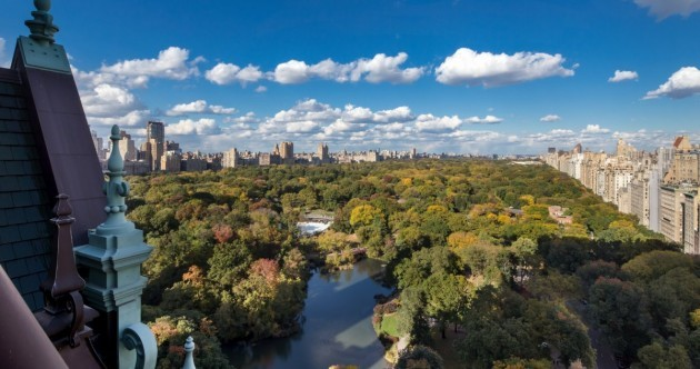 Check out these incredible aerial photos of New York
