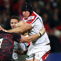 Ferris fears for Ulster pack with only one big obvious ball-carrier