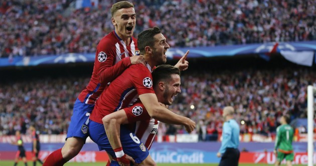 As it happened: Atletico Madrid v Bayern Munich, Champions League