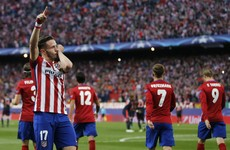 Reign in Spain: Magical strike sees impressive Atletico get the better of Bayern