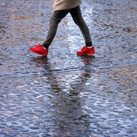 Remember the summer? More rain and sleet over the coming days