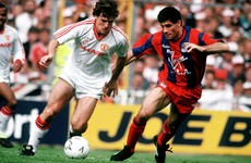 Repeat of the 1990 FA Cup final as Man United to wear white kit for Crystal Palace showdown