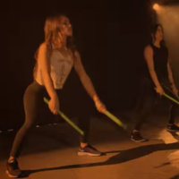 This workout class based on drumming could be the new fitness craze in your gym