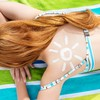 People with red hair are more at risk of developing skin cancer