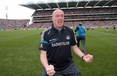 What's another year? Dubs confirm Pat Gilroy to stay on