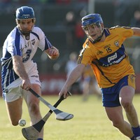 Poll: Who will win today's National Hurling League final between Clare and Waterford?