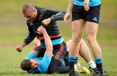 Foley needs Munster to wrestle back control of European destiny