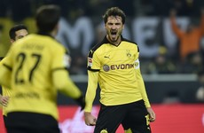 Another Dortmund star set for switch to rivals as Hummels asks for Bayern move