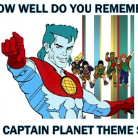 How Well Do You Remember The Captain Planet Theme Song?