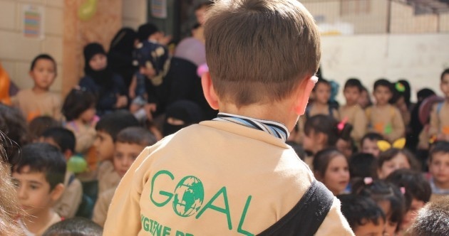 Irish charity GOAL under US investigation for alleged mismanagement in Syria
