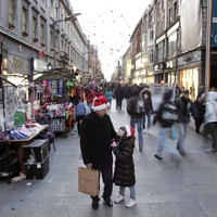 What recession? Irish shoppers will be the highest spenders in Europe this Christmas