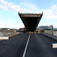 Dublin's least attractive Liffey bridge will get a new name this week