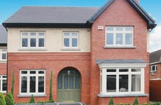 Castleknock has a small new development of these beautiful homes