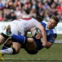 Ulster trounce Leinster to tighten their grip on Pro12 semi-final spot