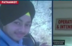 An Indian teen shot himself in the head while trying to take a selfie with a gun