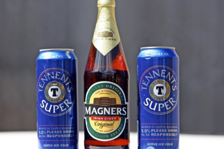 In 2009, Scotland best-selling lager, Tennent's, was today snapped up by the brewer of Magners cider in a deal worth 180 million.