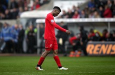 Liverpool suffer European hangover as Ayew double secures win for slick Swansea
