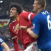 This latest Fellaini elbow could see him slapped with another ban