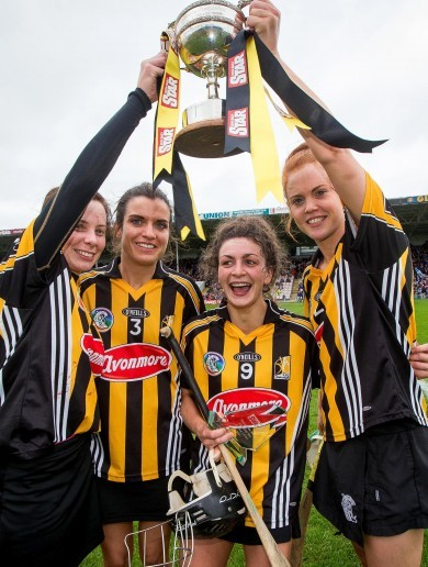 Kilkenny dominate poor Galway to claim Division 1 honours