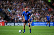 Freddie Michalak is leaving Toulon for Top 14's newest side