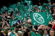 IRFU reveal ticket prices for November games against New Zealand, Australia and Canada
