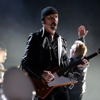 WATCH: The Edge becomes the first rock musician to play in the Sistine Chapel