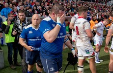 'It's your job and you've a lot of pride playing for Leinster. You're embarrassed coming in'