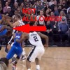Thunder level series against the Spurs - but the refs missed a huge call right at the end