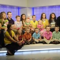Duggar family expecting their 20th child