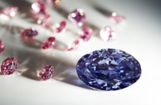 This violet diamond is so rare it's practically priceless