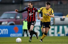 On-loan Bournemouth striker included in our League of Ireland Team of the Week