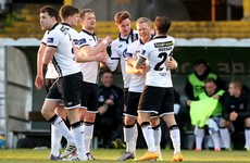 Dundalk maintain perfect record on the road and this week's LOI talking points