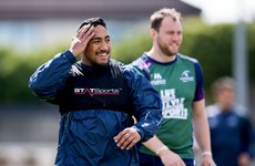 Aki and Healy return to help Connacht bounce back against reigning champs Glasgow