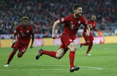 Here are all the goals from tonight's enthralling Champions League semi-final