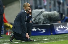 Bayern time was a failure without Champions League win, admits Pep