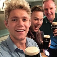 Niall Horan made a playlist for Spotify and rather soundly included loads of Irish music