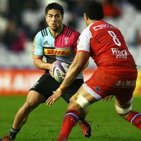 Quins out-half pays tribute to O'Shea as he moves to France to replace Trinh-Duc