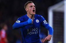 'Ireland enquired about Jamie Vardy's eligibility' - Guppy