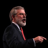 """""""The Irish were sold as slaves"""" - Gerry Adams has spoken once again about THAT tweet"""