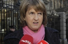Burton: 'We're not talking about' €700m cut to social protection