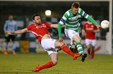 Dublin derby on the cards as Rovers and Pat's paired in EA Sports Cup semis