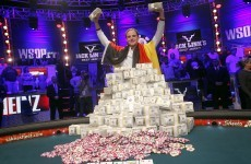 Heinz cashes in for $8.7m poker payday