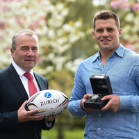 CJ Stander voted IRUPA Players' Player of the Year, Van der Flier named Young Player